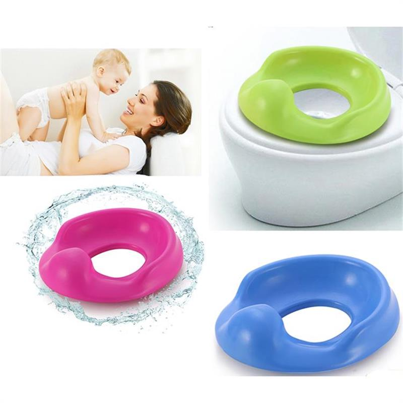 Portable And Soft Baby Toddler Toilet Seat Mat For Child