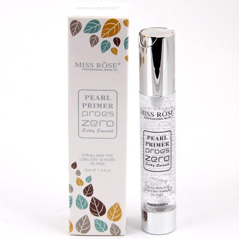 Blanchiment et Hydratant Fondation Maquillage Base Amorce