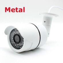 Metal Outdoor HD 1080P 2MP AHD CCTV Camera Weatherproof Security IR Color 36Leds 1/2.7