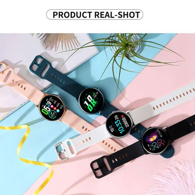2019 New DT88 Smartwatch IP68 Waterproof Wearable Device Heart Rate Monitor Sports Smart Watch For Android IOS Long Standby