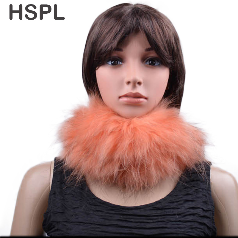 CDS1125  Round Knitted Raccoon Fur Hat and Scarf paroles lab cds