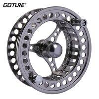 Goture CNC Fly Fishing Reel Spare Spool CNC Machine Cut Aluminum 3/4 5/6 7/8 9/10 Fishing Reels    -