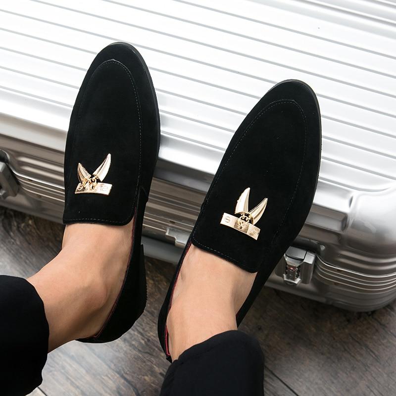 grey black 513 Grey 515 Hommes Mâle Tendance 513 Véritable Mode Chaussures Habillées Mariage 515 black Bateau Cuir En Mocassins De Formelle D'affaires 2019 qTHqnSU