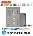 Горячая Бренд Kingspec 2.5 ide hdd ide PATA 128 Г SSD жесткий диск 120 ГБ Solid State Disk MLC для hp для dell Жесткий Диск, бесплатно кабель