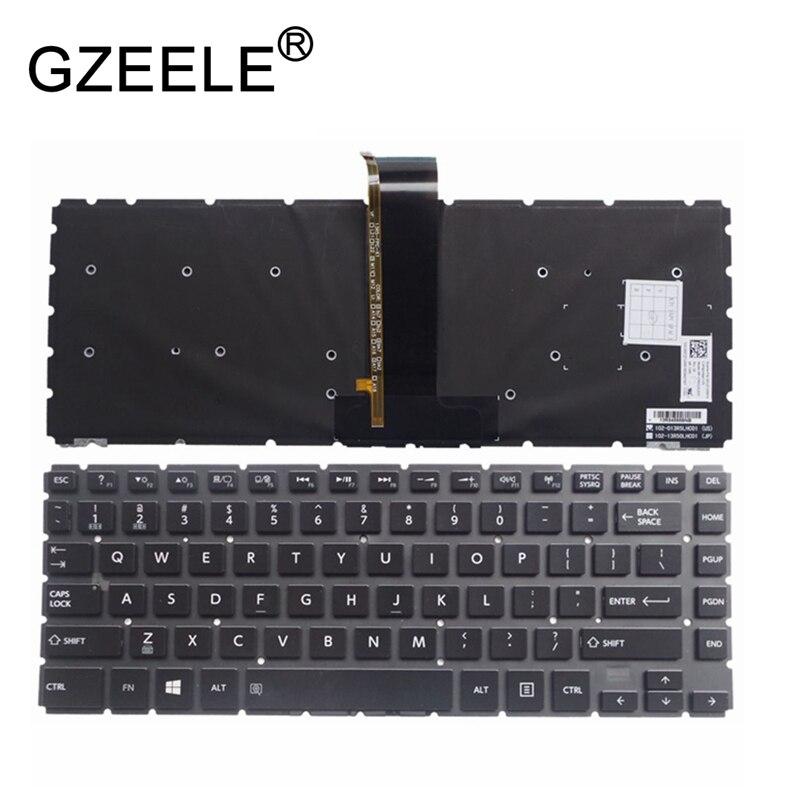 New UK Black Backlit keyboard for Toshiba Satellite L40-B L40D-B L40DT-B L40T-B