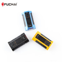 2017 original Super Vape mod e eletronic cigarette 220W SUPER POWER Mod Fuchai range fuchai MT V