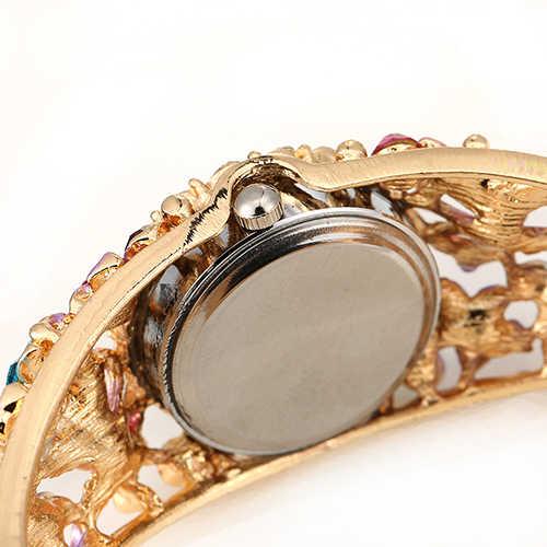 МОДНЫЕ ЖЕНСКИЕ НАРЯДНЫЕ часы с цветком и бабочкой; Круглый циферблат; браслет со стразами; наручные часы; relojes para mujer
