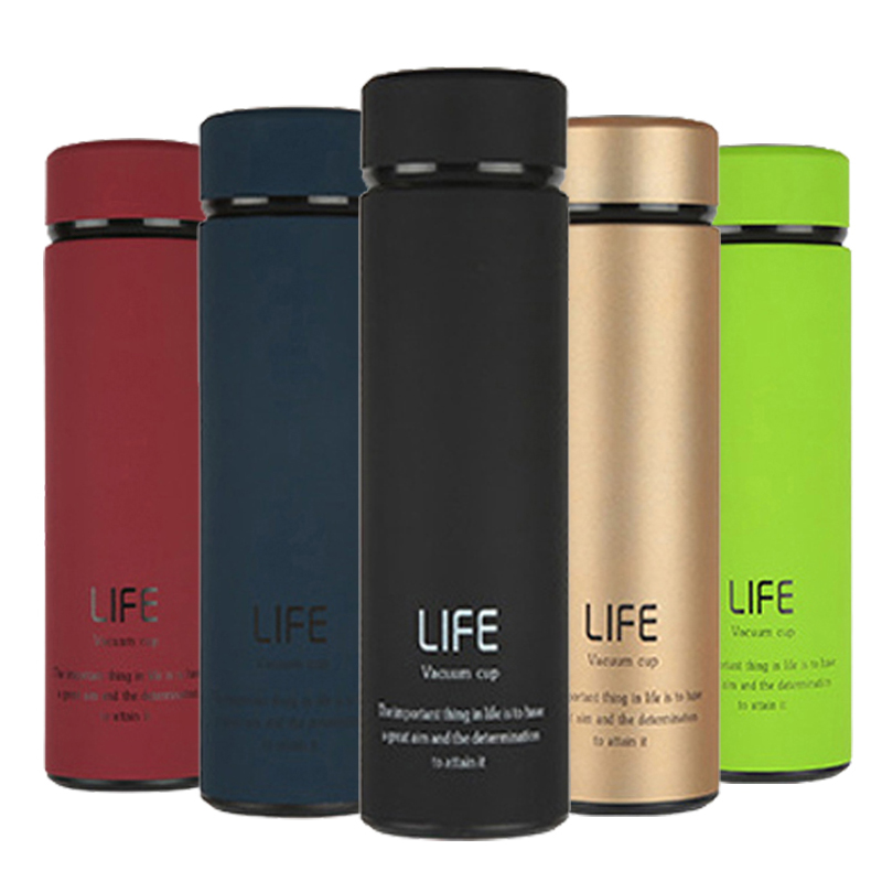 Thermos Vacuum Flask With Filter Stainless Steel 304 Thermal Cup Coffee Tea Mug Business Home Office Water Bottle Thermo Insulat adjustable mandoline slicer professional grater