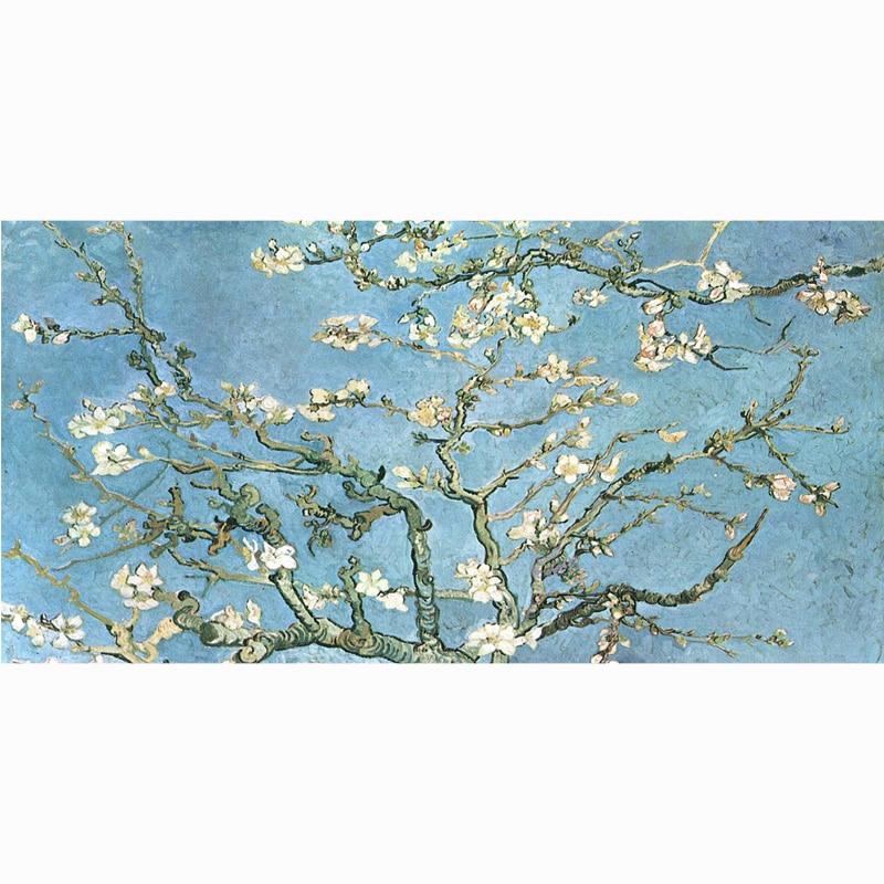 Travel Towel Bamboo: Van Gogh Painting Beach Towel Fashion High Quality Bath