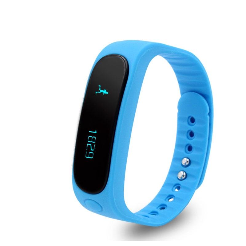Original Bluetooth watch Sleep monitor Smart Bracelet Wristband band Fitness Tracker Bracelet Heart rate Monitor For