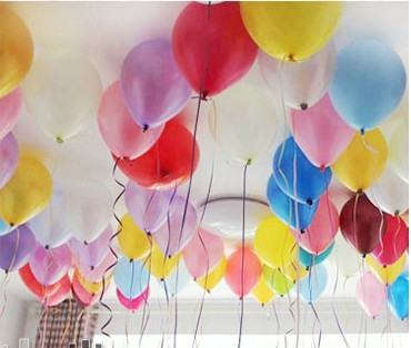 Hot sale High Quality 500m length 5mm width  Balloons Ribbon for Wedding Party Birthday Balloon Decoration Curling Ribbons