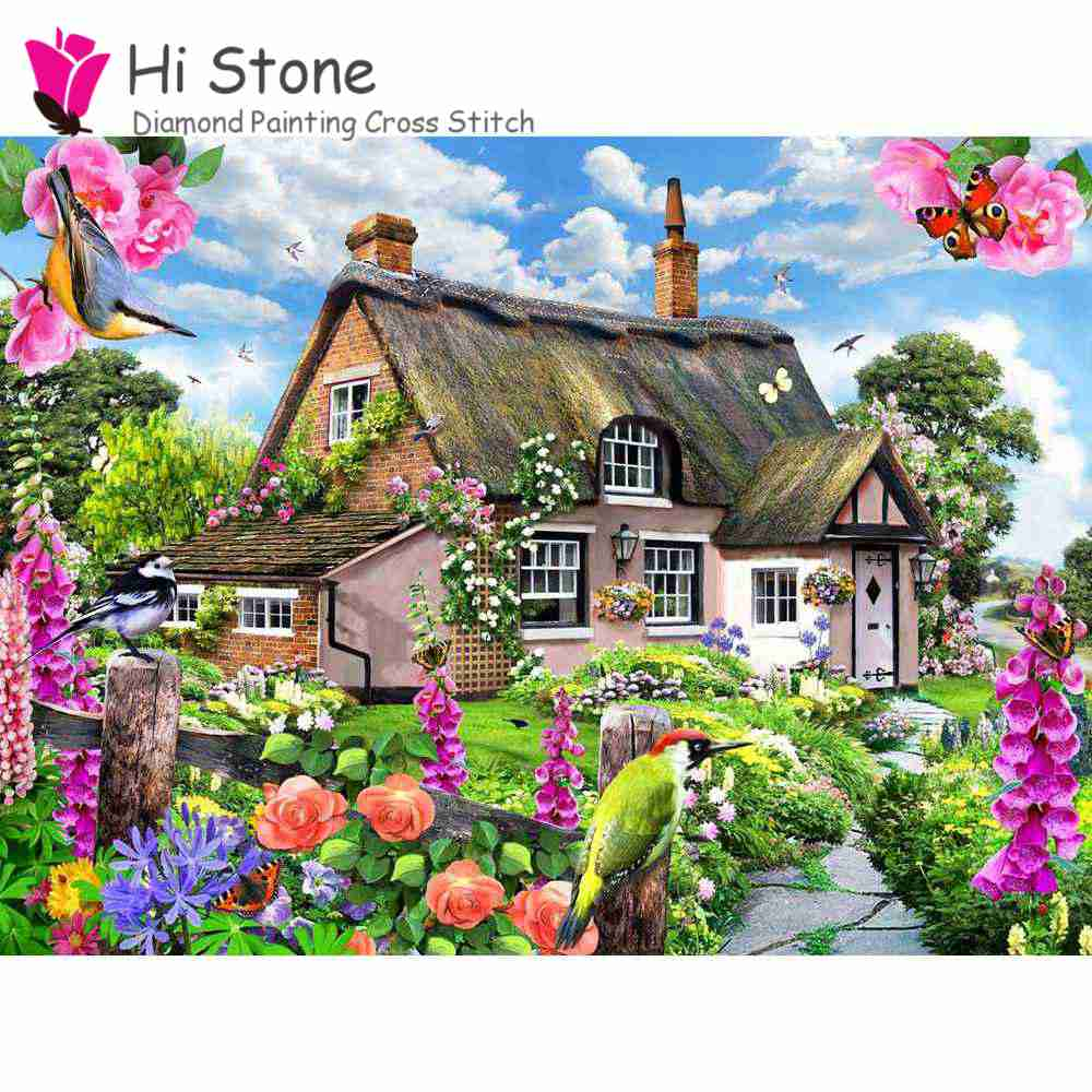 5D поделки алмазов картина Dreamland Вышивка крестом полный горный хрусталь мозаика живопись Home Decor подарок