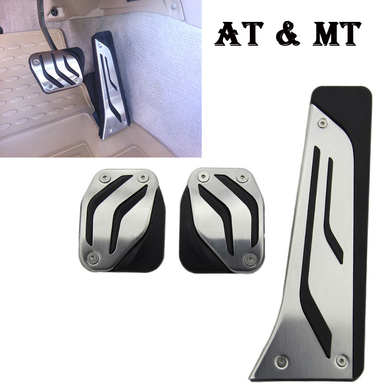 Bmw Z4 Pedal Car: Stainless Car Pedals Fit For BMW 1,3,4,5,6,7 Series GT X1