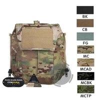 Emerson Tactical Pack Zip op Paneel EmersonGear Plaat Carrier Zip op Back Bag Hydratatie Carrier voor CPC NCPC JPC 2.0 AVS Vest op