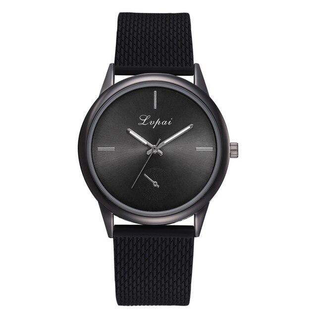 Stylish Women's Bracelet Watches Luxury Fashion Dress Quartz Watch Silicone Strap Band Watch Analog Wrist Watch Relogio feminino 1