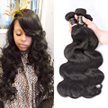 Queen Hair Brazilian Body Wave 4 Bundles 8A Unprocessed Brazilian Virgin Hair Weave Cheap Brazilian Remy Human Hair Bundles