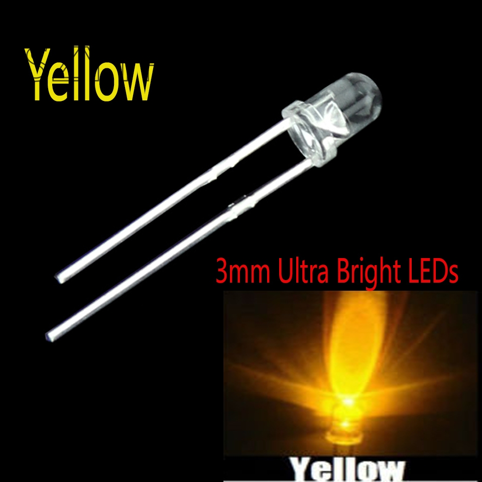 Capable 100pcs 5mm Led Diodes Flashing Blue Clear Blinking Light Emitting Diodes Flash Blink 5mm Blinking Led Diodo 5 Mm Danshan B Diodes Back To Search Resultselectronic Components & Supplies