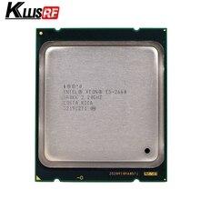 인텔 제온 E5 2660 SR0KK CPU 8 코어 2.20GHz 20M 8GT/s 95W 프로세서 E5 2660