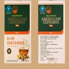 2g 10 bags of high quality American ginseng font b tea b font anti fatigue ginseng
