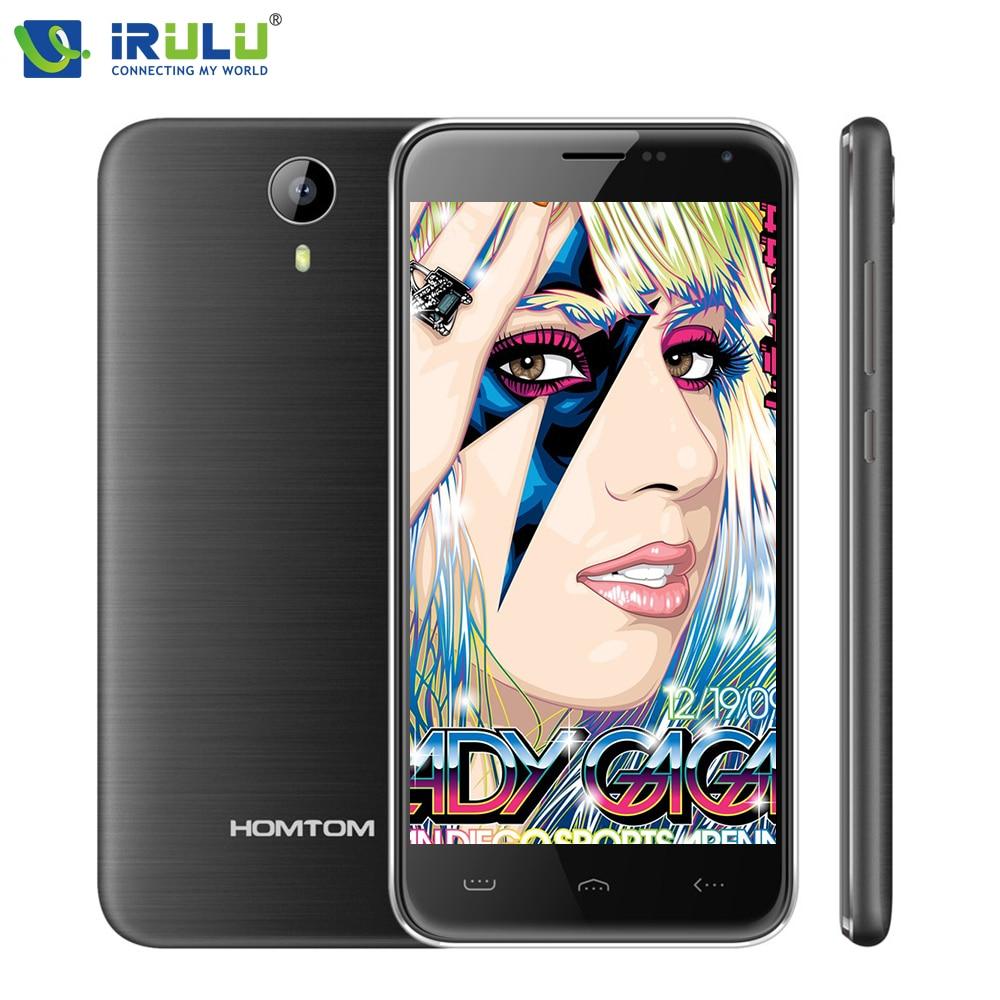 Original Homtom HT3 5 0 MTK6580 Android 5 1 3G WCDMA Smartphone Quad Core 1GB RAM