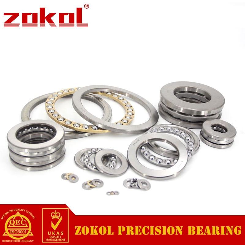 ZOKOL bearing 51264M Thrust Ball Bearing  8264H 320*440*95mm zokol bearing 51312 thrust ball bearing 8312 160 200 31mm