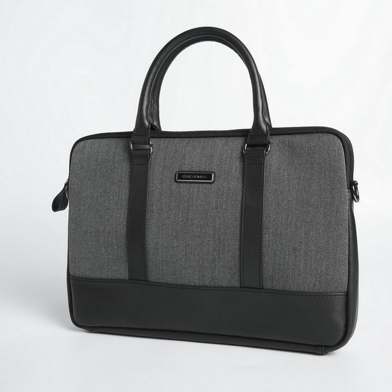 Tašky na notebook 15,6 palce originální kožené pánské tašky pro Macbook 13 Vysoká kvalita notebooku GEARMAX Aktovka pro muže