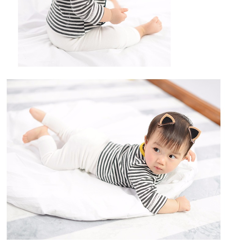 hot sale 2017 unisex baby kids cartoon house printed boys cotton T shirt children infant girl fashion spring white top cloth (3)