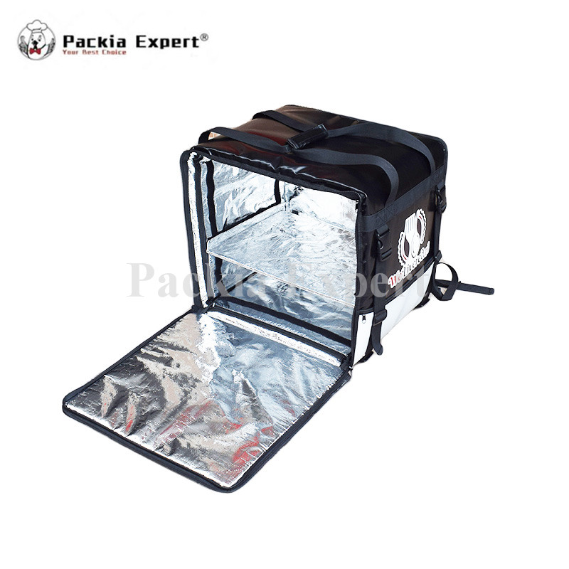 Cutomized Size and Logo Factory Price Delivery Backpack Thermal Bag Catering Carrier, Pizza Insulation Delivery Bag недорго, оригинальная цена