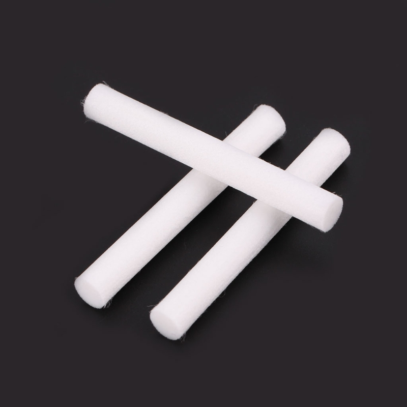 10pcs 8mmx64mm Air Humidifiers Filters Cotton Swab For Air Ultrasonic Humidifier Drop Shipping Support