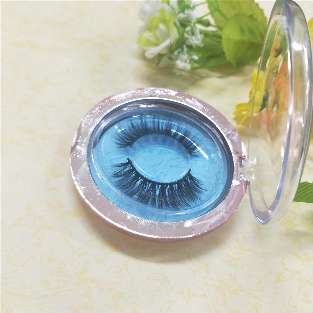 10 pairs cruelty free natural false eyelashes fake lashes long makeup 3D mink lashes extension eyelash mink eyelashes for beauty