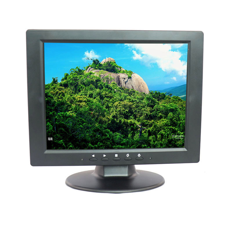 10.4 Inch TFT LCD 1024*768 HD Touch Screen Monitor With AV / BNC / VGA / HDMI Port for FPV DVR PC DVD CCTV Security