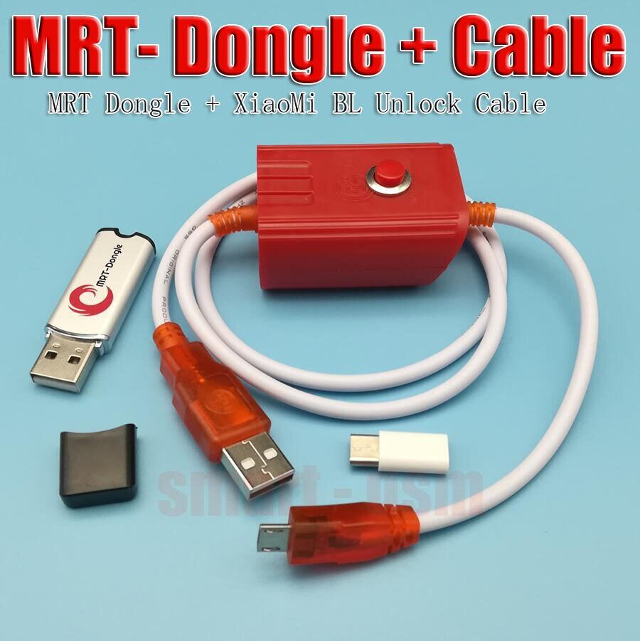 Nouveautés MRT DONGLE MRT Dongle et 9008 câble de déverrouillage pour déverrouiller le compte Flyme ou supprimer le mot de passe support pour Mx4pro/mx5