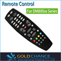 1 pc remoto para DM800 HD 800hd 800hd 500hd 800hd se Sunray4 receptor de controle remoto freeshipping