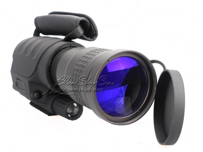 Rongland nv d infrared night vision ir bermata teleskop