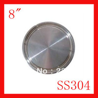 New arrival 8 SS304 Stainless Steel Ferrule end cap Tube fitting