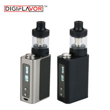 60W Digiflavor Bucho e-Cigs Vape Kit with DF 60 MOD 1700mAh Battery & 3.3ml Tank Subohm Atomizer Designed by George Batareykin
