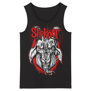 Image 2 - Bloodhoof Slipknot New Wave of American Heavy Metal Band Mens Top Tank Asian Size