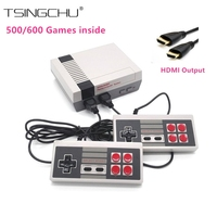 HDMI Output Retro Family Mini TV Video Game Console Built In 600 Different Classic NES Games