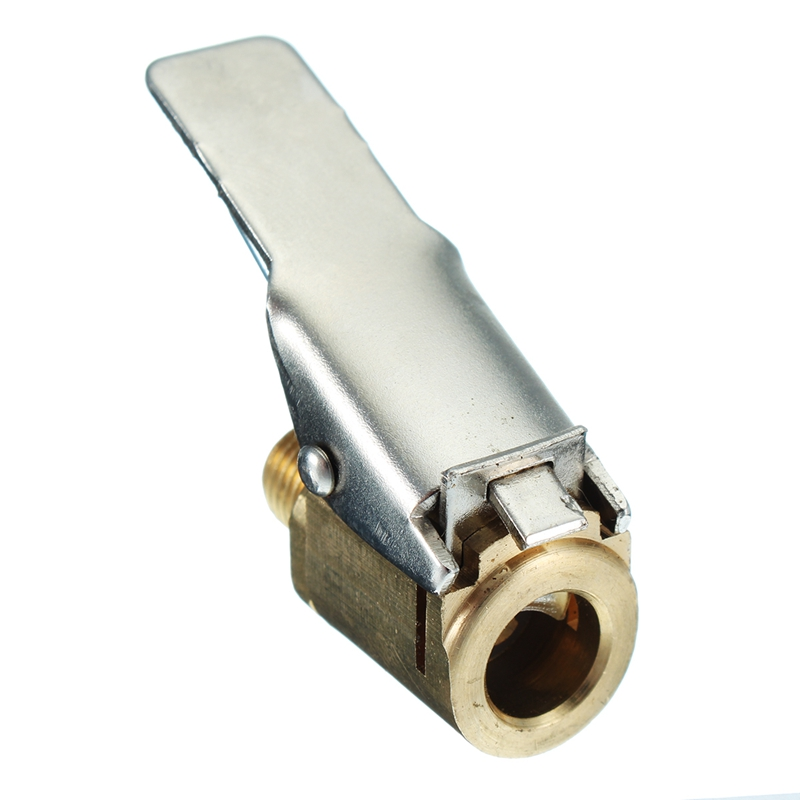 Automobiles & Motorcycles 2019 New Style 8mm Straight Car Truck Tyre Inflator Valve Connector Clip On Air Chuck Brass