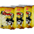 Frete Grátis 60 PCs/3 Caixas Assorted Impermeável Respirável Pirata Dos Desenhos Animados Adesivo Curativo da Ferida Hemostasia Band aid Primeiros socorros