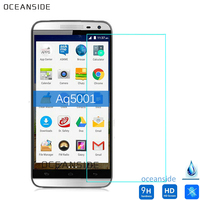 For Micromax AQ5001 Canvas Juice 2 Tempered Glass Screen Protector 2.5 9h Safety Protective Film on Juice2 Aq 5001