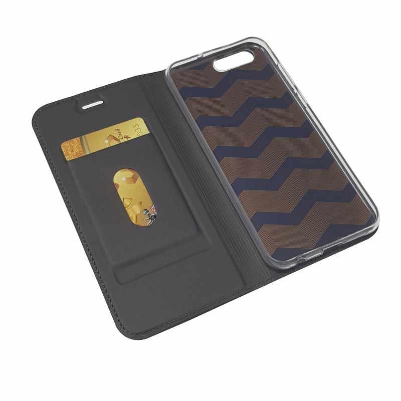 Для Asus Zenfone 4 ze554kl чехол Fundas Coque Capa с крышкой Роскошный кожаный чехол-книжка для Asus Zenfone 4 ze554kl чехлы для телефонов