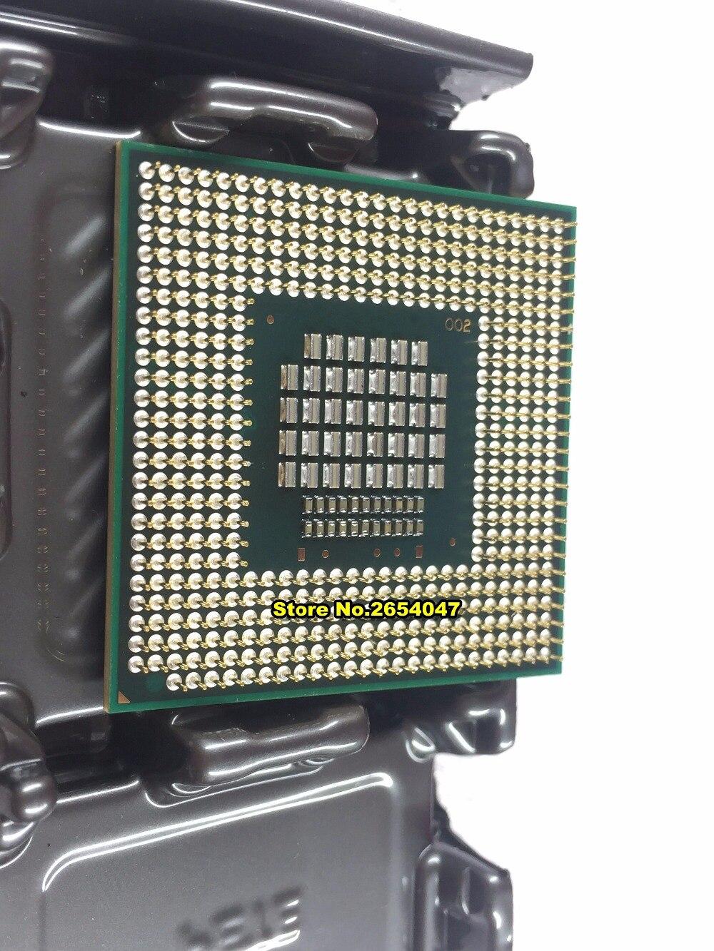 CPU ordinateur portable Core 2 Duo T7200 CPU 4 M Socket 479 (Cache/2.0 GHz/667/Dual-Core) Ordinateur Portabl