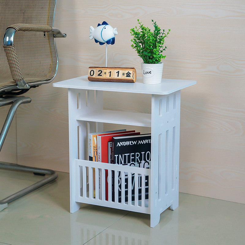 European Modern Coffee Table Simple Bedroom Mini Bed