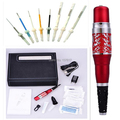 Biotouch Red Dragon Rotary Permanent Makeup Tattoo Machine Set Permanent Makeup tattoo Machine kit  for eyebrown eyeliner lip