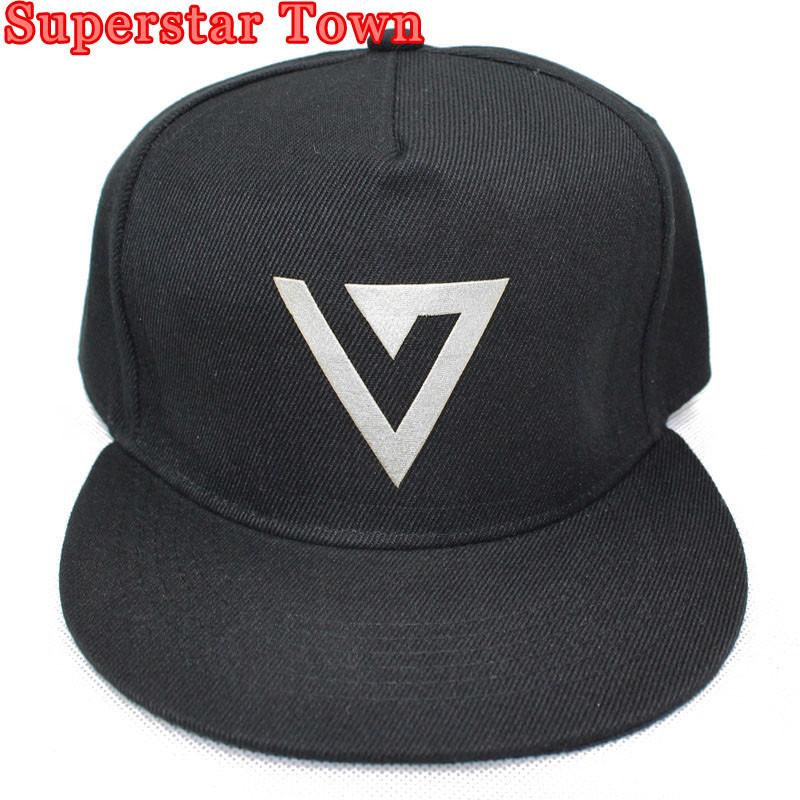 5016849d5c5 Seventeen 17 Hat Canvas Summer Seventeen 17 Snap back Baseball ...
