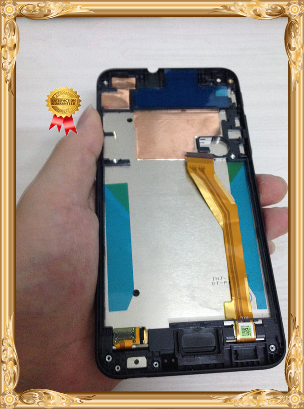 NEW ~original LCD Display+Touch Screen Digitizer Assembly Frame black For HTC Desire 800 816 816w dual sim Free shipping
