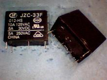electronics  JZC-33F 012-HS 33F-1A Integrated circuit