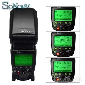 Image 5 - Shanny SN600FGZ P TTL GN60 1/8000 S HSS แฟลชสำหรับ Pentax K100D K200D K 7 K   x K   r K 5 K 01 K 30 K 5 II K 5 IIs K 50 K 500 K 3 II