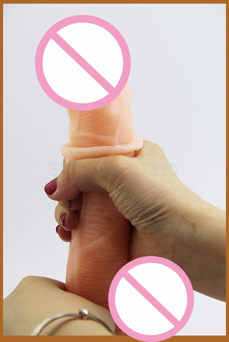 AILIGHTER Realistic Big Dildo Silicone Penis Dick With Strong Suction Cup Huge Dildos Cock Adult Sex Products Sex Toys for Women 9